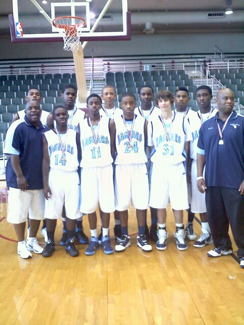 8TH GRADE STATE CHAMPS