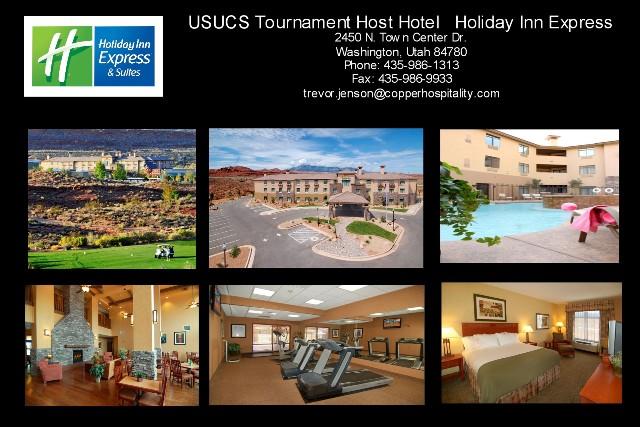 Holiday Inn Express #1