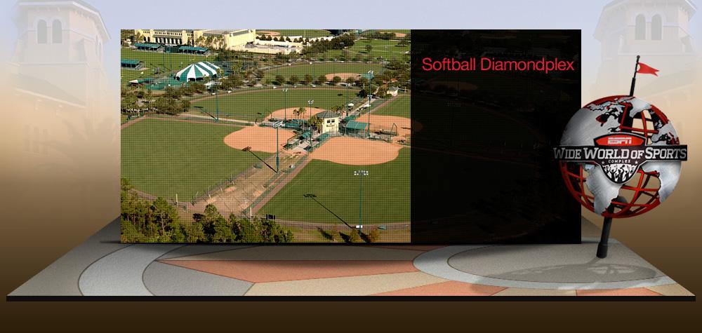 Softball Complex Disney