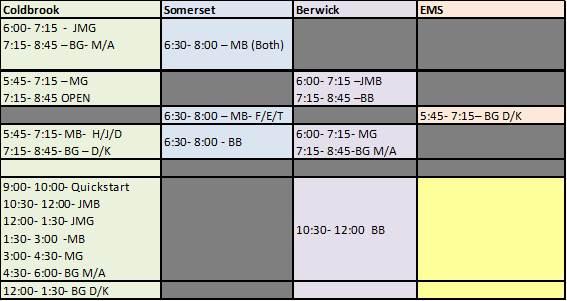 SchoolTeamSchedule