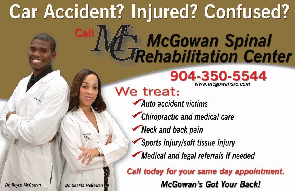 McGowan Sponsor