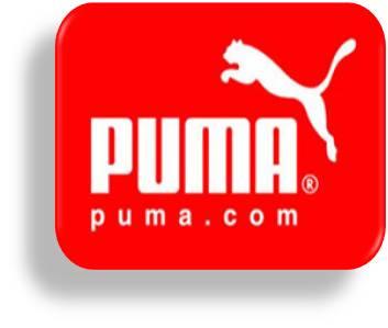 Puma Logo Sponsor