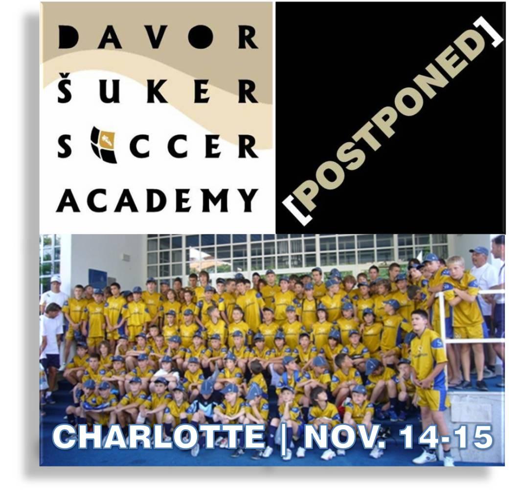 Charlotte NC Postponed