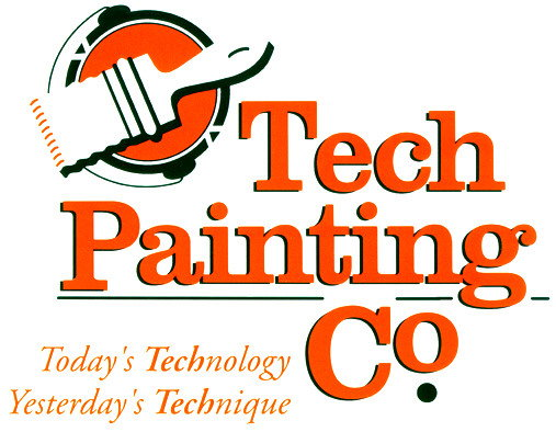 Tech Painting Logo