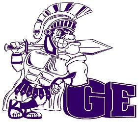 GE Trojan Old man logo