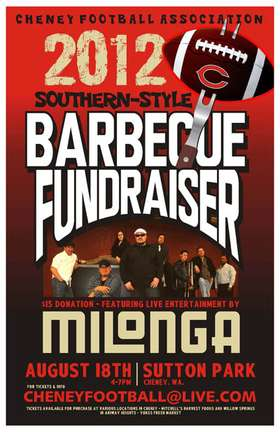 CFA Southern BBQ and Concert in the park