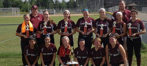 CT Hurricanes 2013 16U Tourney runner up