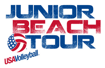 USA JR Beach Logo