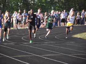 2012 Track Sectionals 1