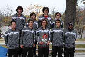 Boys take 2nd at Sectionals