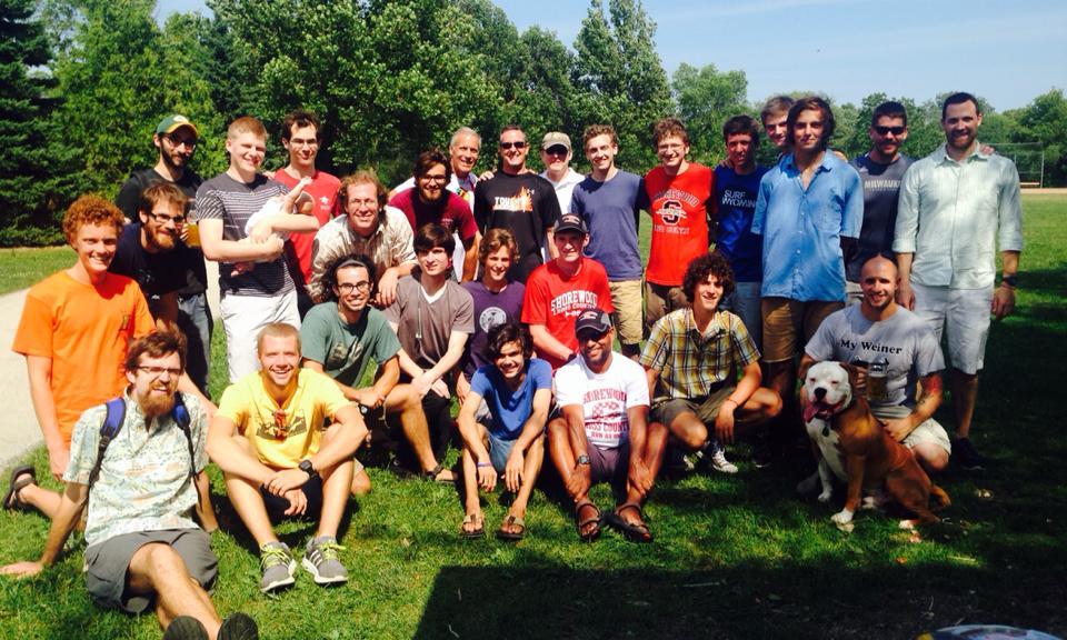 2015 Alumni reunion