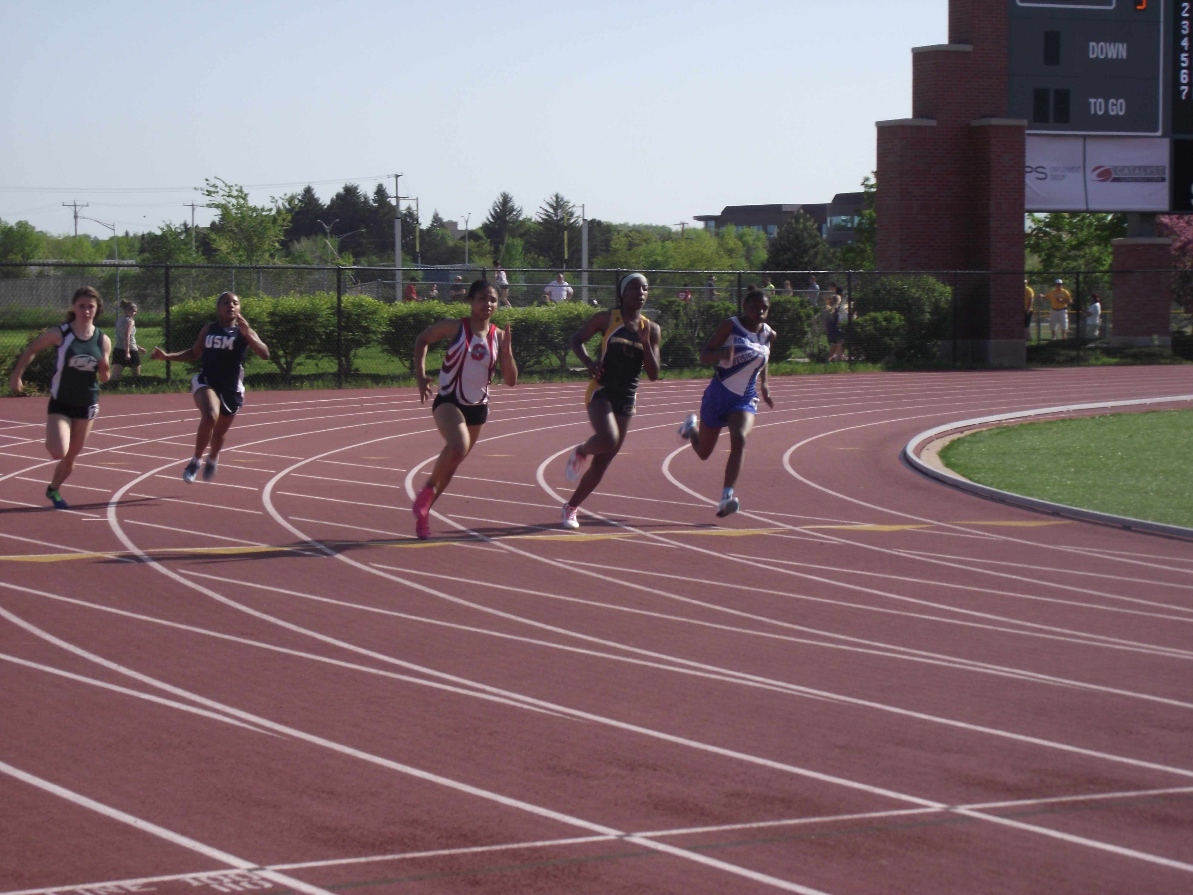 2013 Track Sectionals E