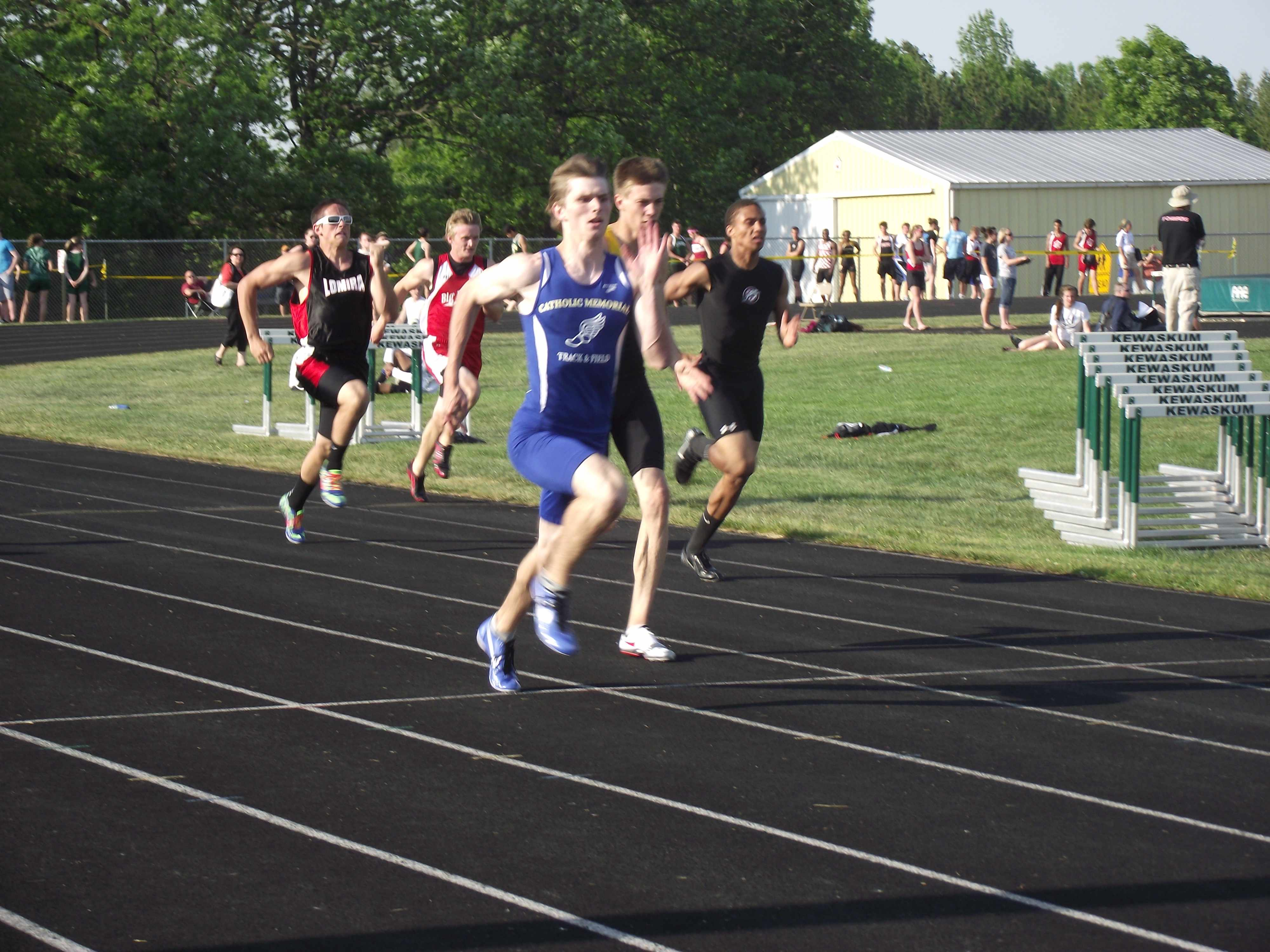 2012 Track Sectionals 2