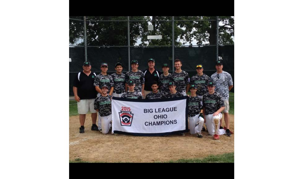 2015 OH BIG LEAGUE BB MASON LL