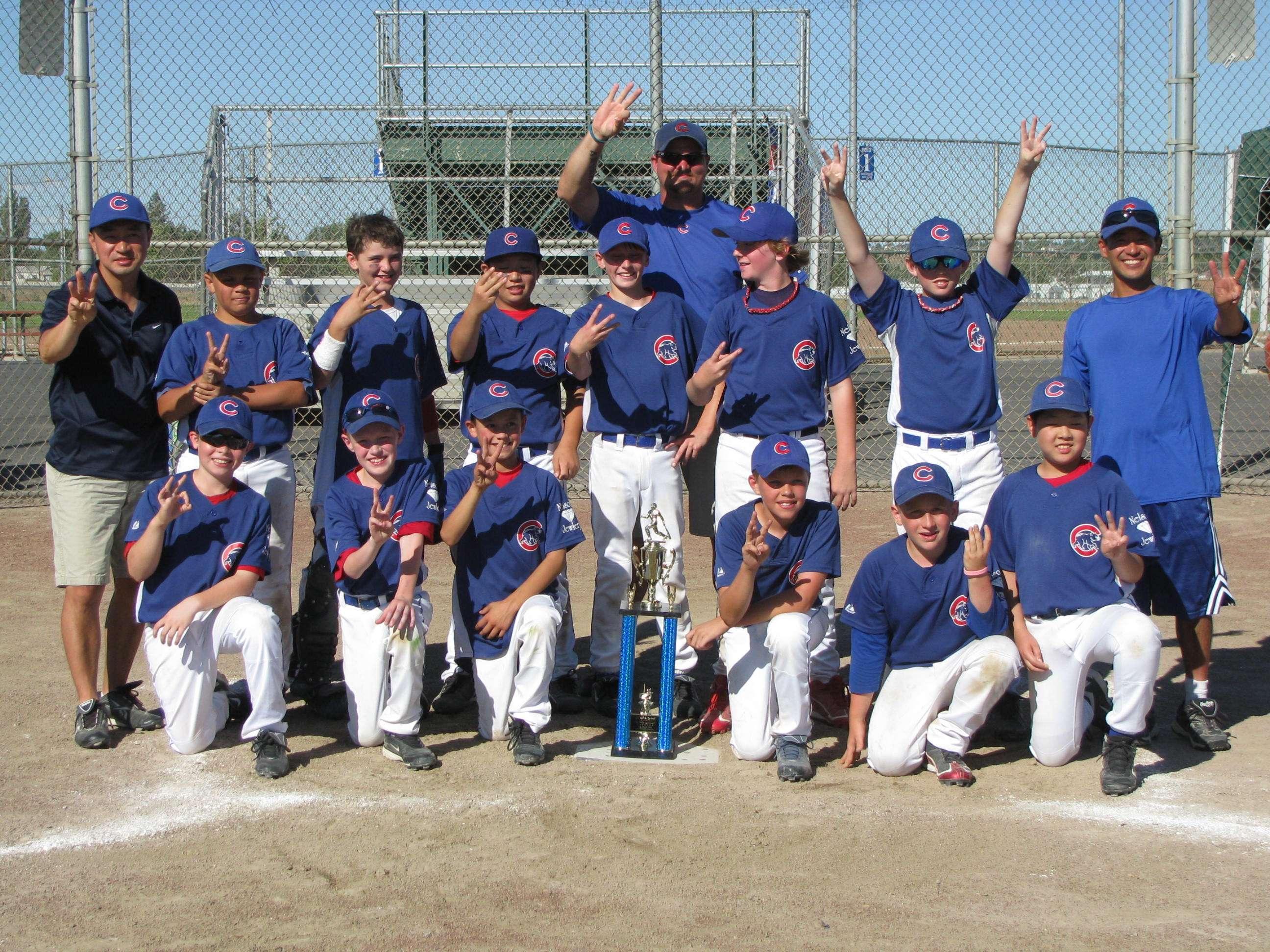 Moses Lake Champions