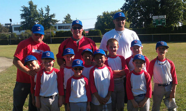 2013 8U Cubs
