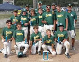 2012 12U Green CBC Champs