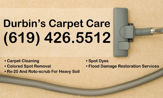 Durbin's Carpet Care