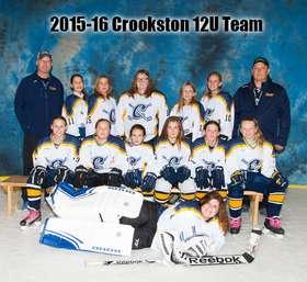 2015-16 12U Team