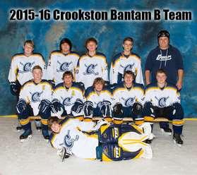 2015-16 Bantam B Team
