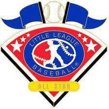 Little League All Star Logo