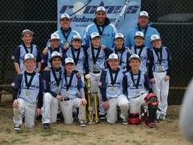 2013 10U Delaware Rockets