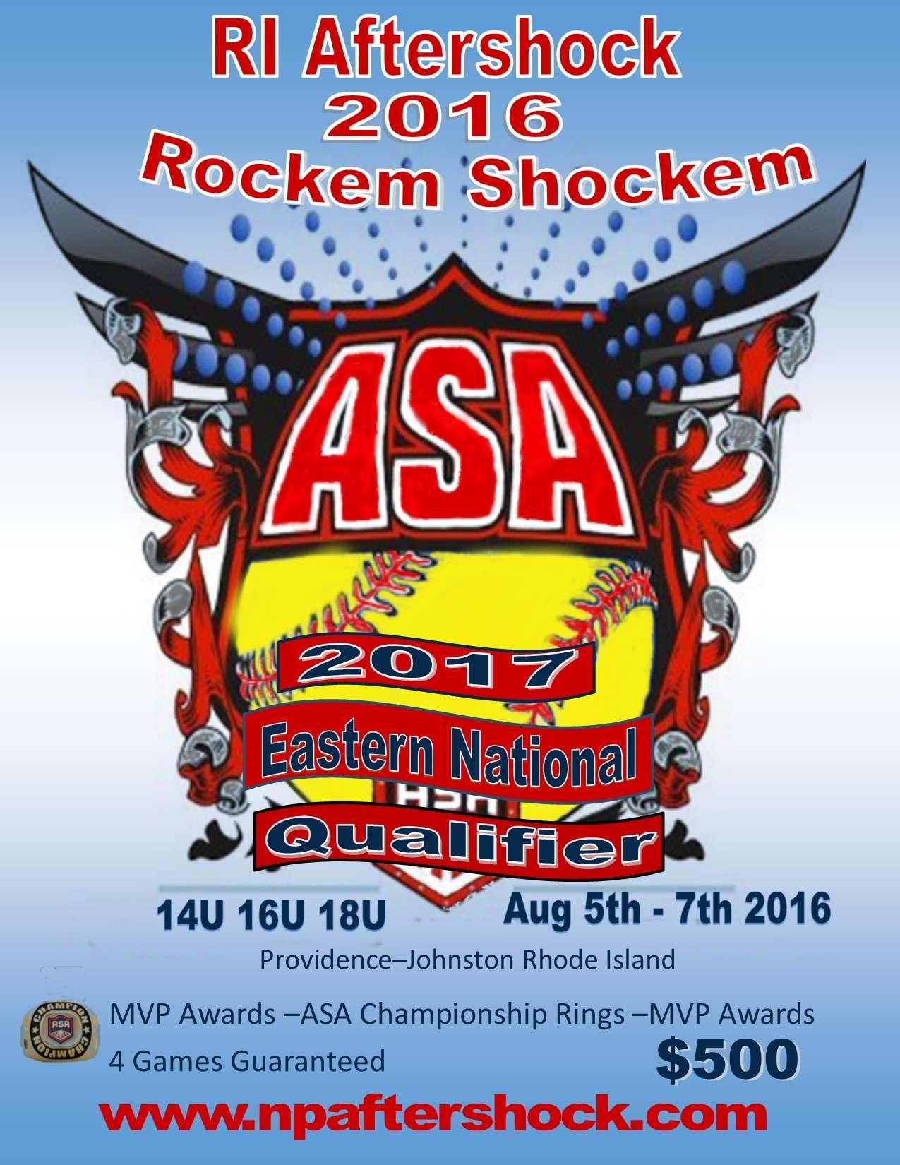 2016 Rockem Shockem