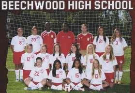 Beechwood Soccer JV 2012