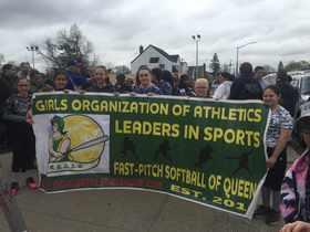 Goals Parade Banner
