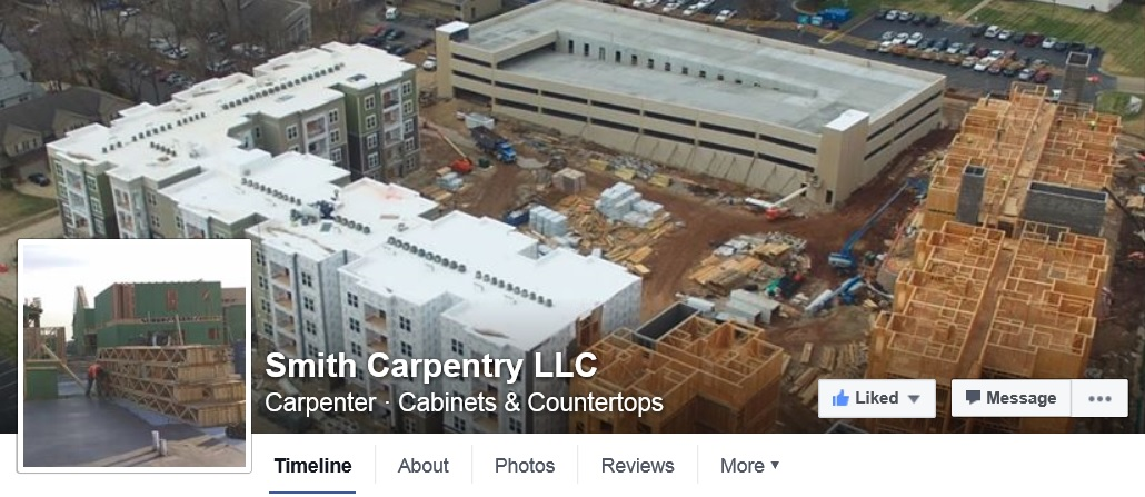 Smith Carpentry Facebook