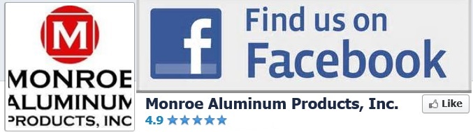 Monroe Aluminum Products facebook