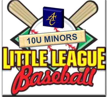 10U Minors Logo