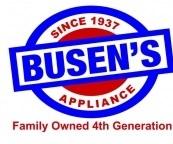 Busen's 2015 Logo
