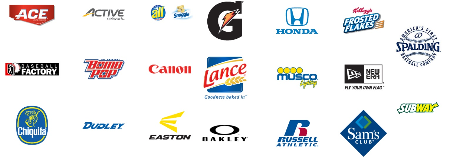 2014 National Sponsors End of Season