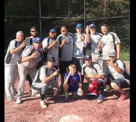 2017 Sunday Softball Champs