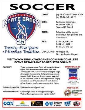 2014 SSG Soccer Flyer