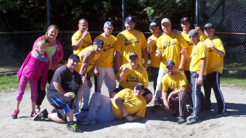 2012 Sunday champs - Jim's Originals