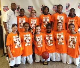 Heat 7th Grade - Alabama AAU State Champ