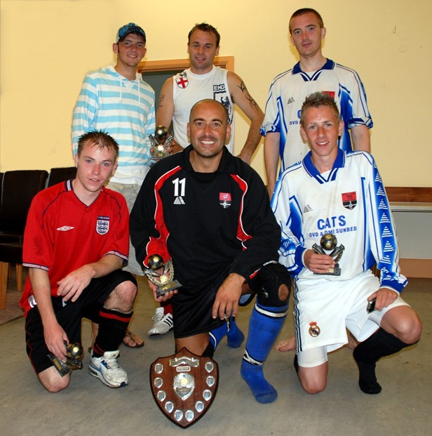 St Day winners 2007