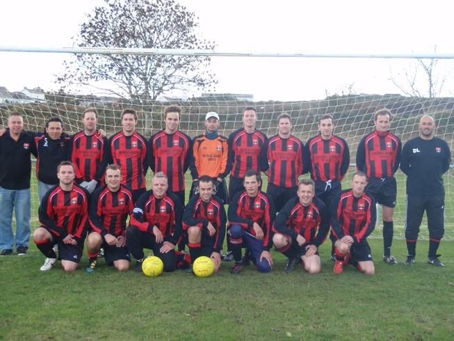First Team 2010-11