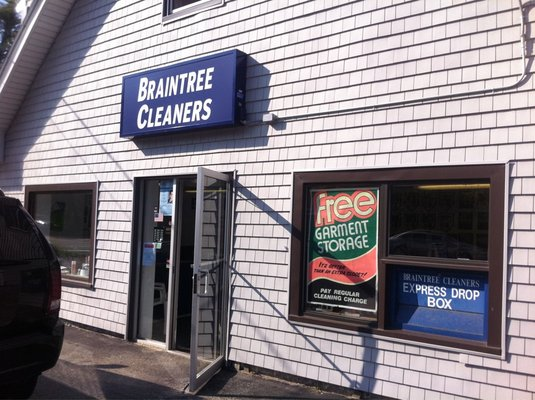 Braintree Cleaners