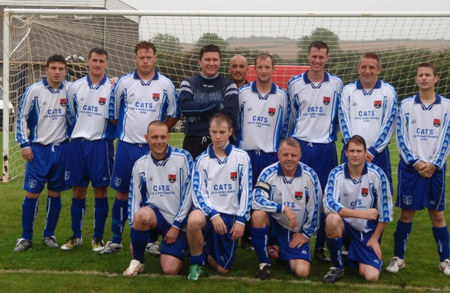 Redruth United 2008-09