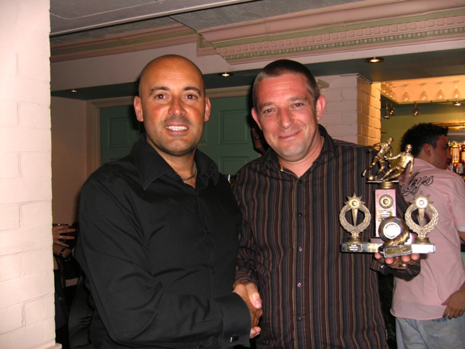 Guy Johnson - Top Goalscorer