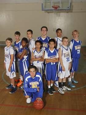 Warriors Team Photo