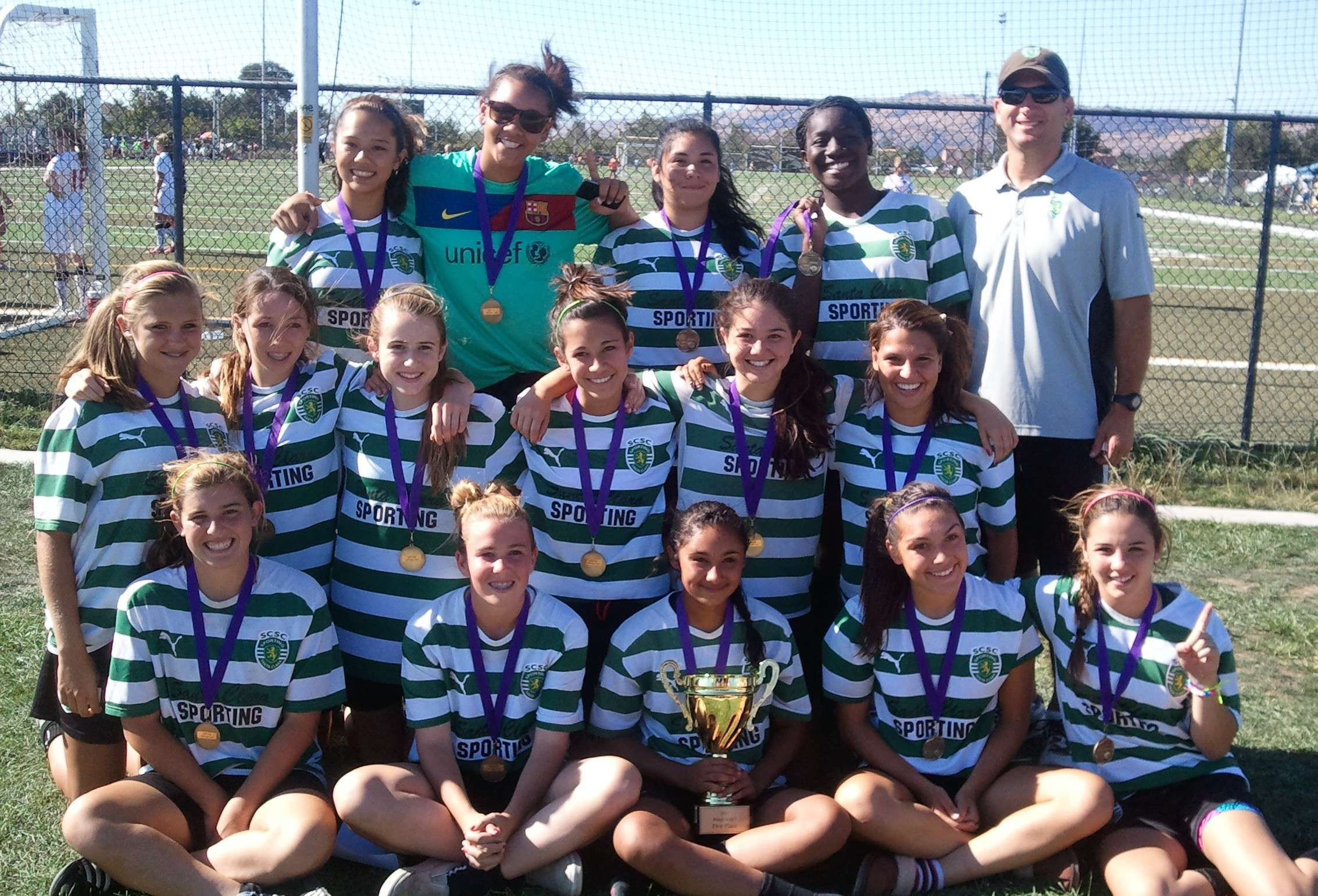 Magic Cup Champs 2011