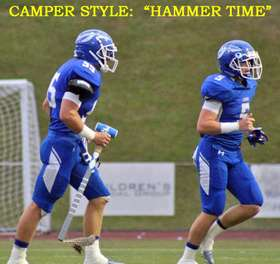Mt Ridge Hammer time