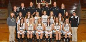 Lady Golden Bears 2014-2015