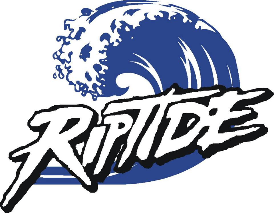 Everett Riptide White 18B