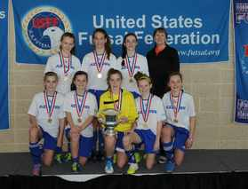 2012 Futsal Regional Champs