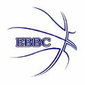 EBBC small blue lettering logo